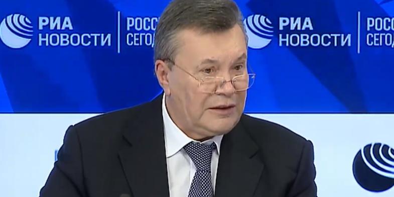 Путін наказав охороняти Януковича