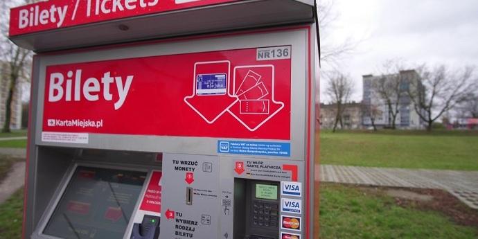 У Варшаві в автомати з продажу квитків додадуть українську мову