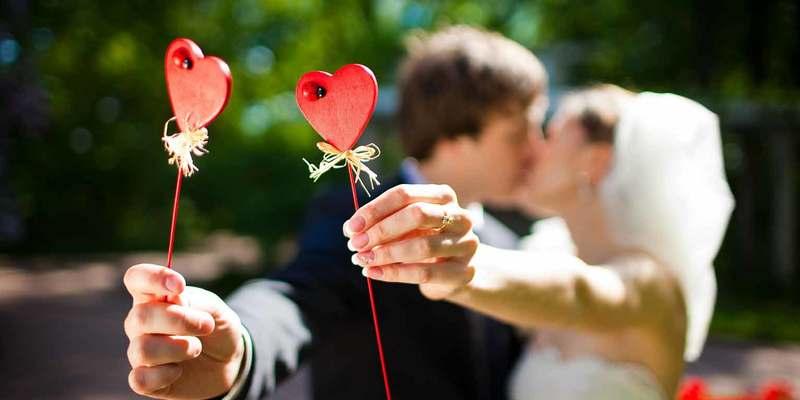 Молодята розлучилися через три хвилини після весілля