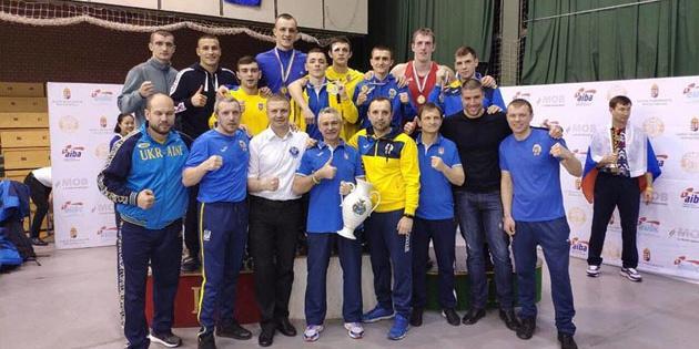 Україна виборола 6 нагород на боксерському турнірі в Дебрецені