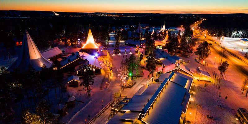 Лапландія б'є туристичні рекорди