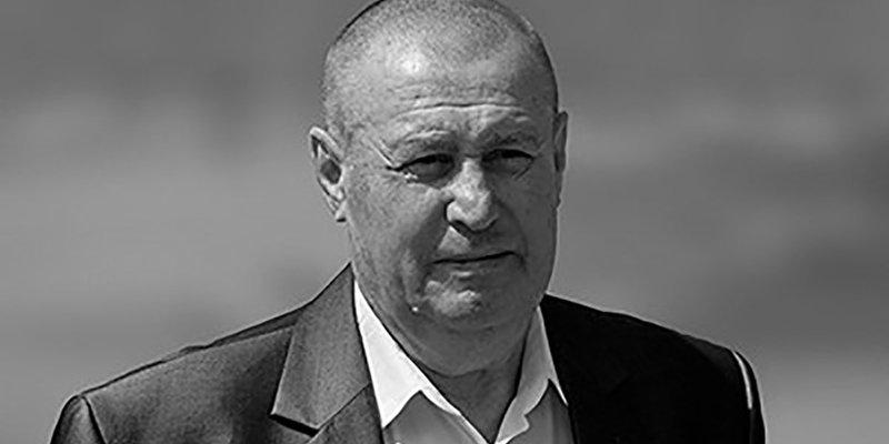 Помер легендарний форвард київського «Динамо» Віталій Хмельницький