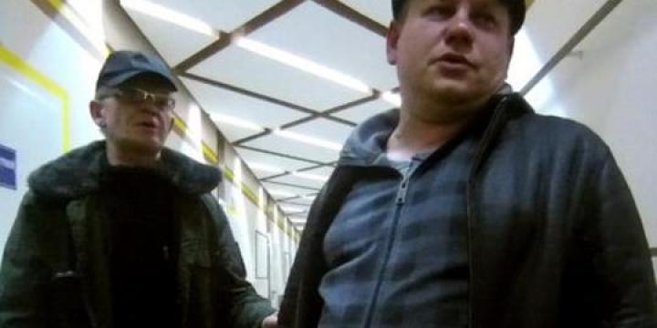 «Мало вам надавали під Іловайськом»: на Київщині спіймали п'яного сепаратиста