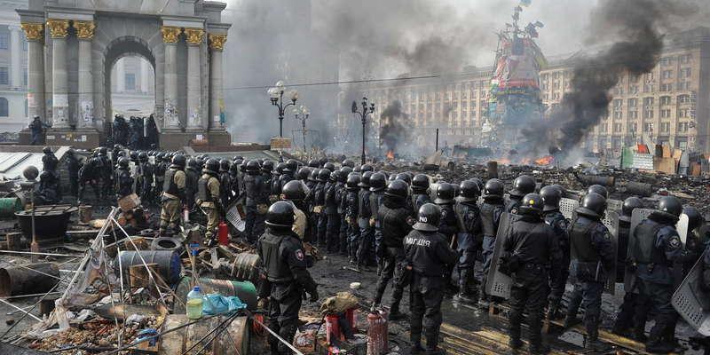 Сьогодні - п'ята річниця розстрілів на Майдані