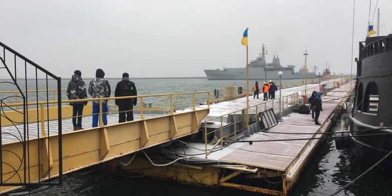Клімкін анонсував візит кораблів НАТО в Одесу наступного тижня