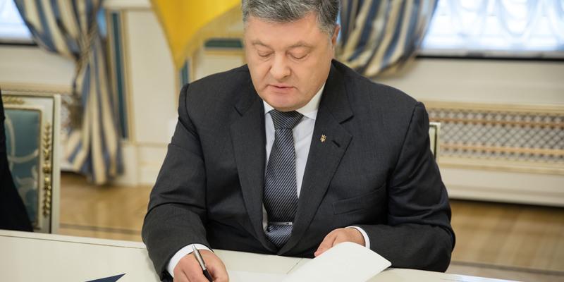 Порошенко підписав лист до Генсека ООН з вимогою звільнити українських військовополонених моряків