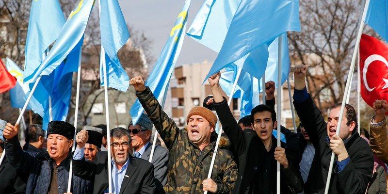 В Конституції має бути розділ «Кримськотатарська автономія», - Безсмертний