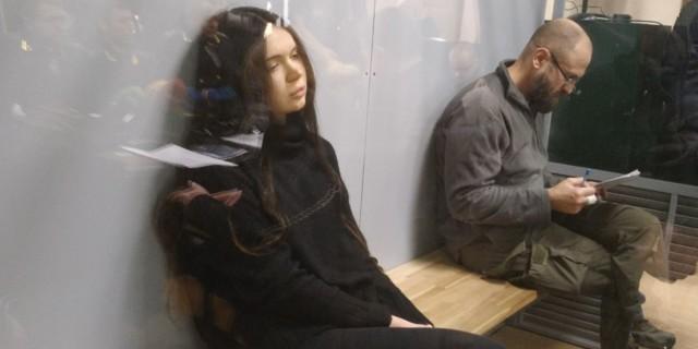 ДТП у Харкові: Зайцева пообіцяла більше ніколи не сідати за кермо
