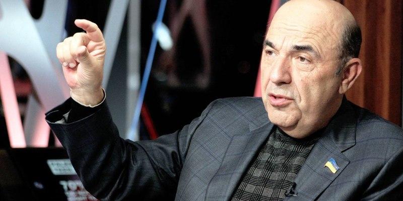 Рабінович: Гройсман порушив закон, два роки не подаючи звіт про роботу його уряду перед Радою (відео)