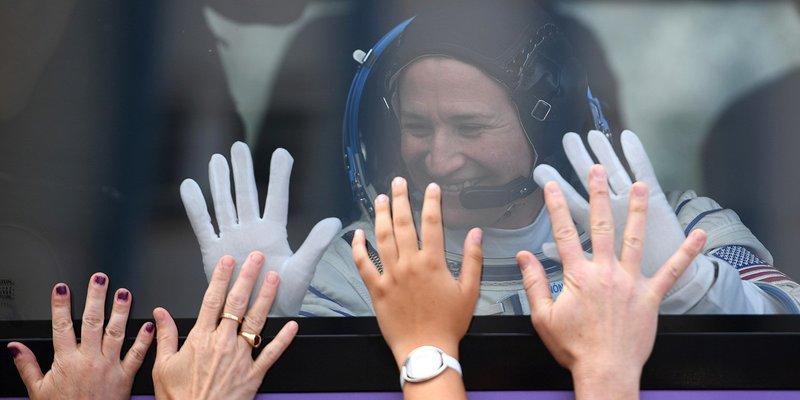 Вперше в історії у відкритий космос вийдуть одразу дві жінки