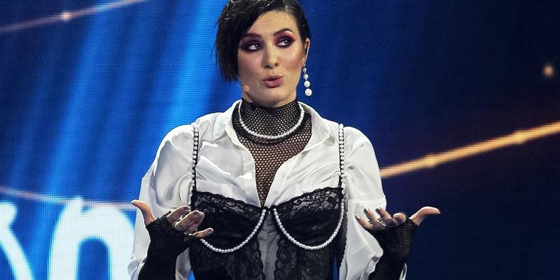Права на пісню MARUV для Євробачення належать російській компанії
