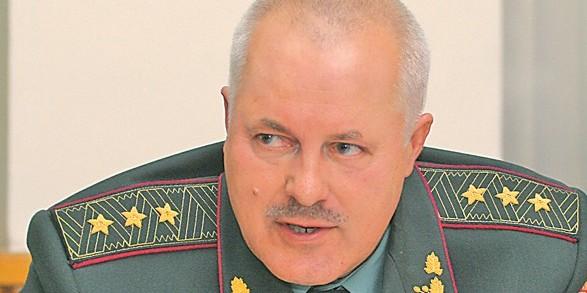 Екс-керівника Генштабу України затримано за підозрою у держзраді