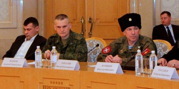 Бойовики з посіпаками Путіна готуються влаштувати «криваву кашу» в Україні