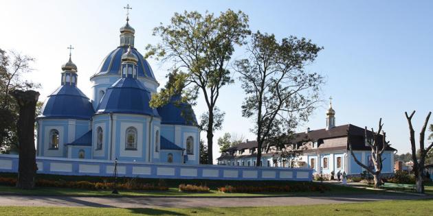 До ПЦУ перейшов монастир, який колись очолював нинішній намісник Лаври