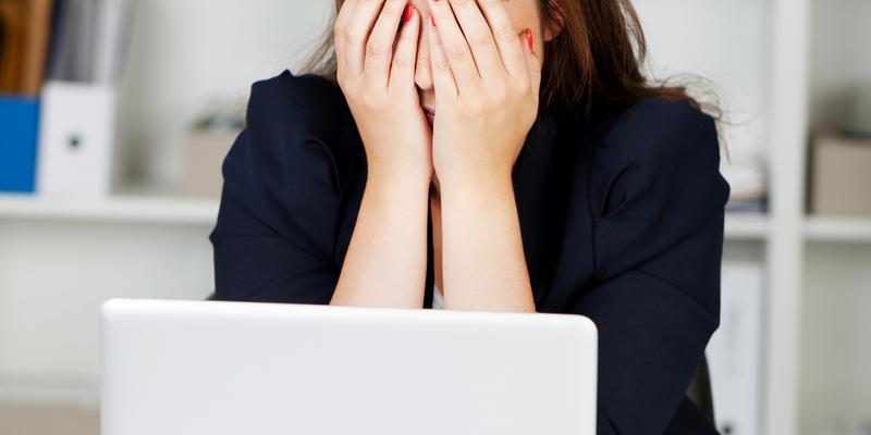 Занадто довгий робочий тиждень викликає депресію у жінок