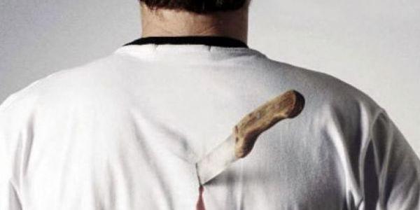У Татарстані пацієнт клініки вийшов покурити з ножем у спині (відео)