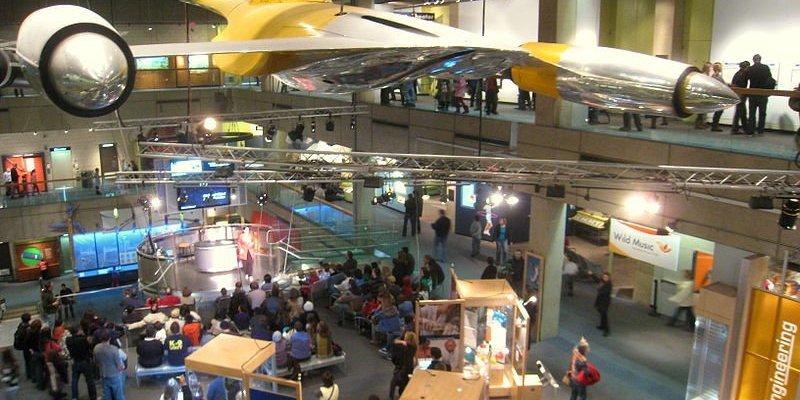 У Києві планують відкрити перший музей науки та техніки з інтерактивними експонатами