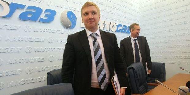 «Нафтогаз» продовжив контракт Коболєва з місячною зарплатою 2 млн грн