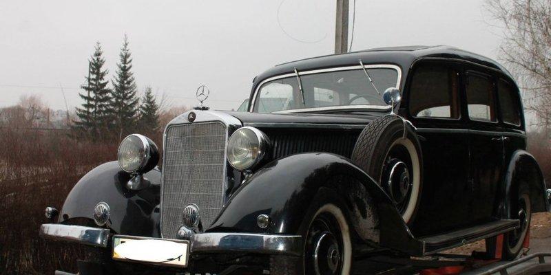 Mercedes-Benz як у імператора Японії зареєстрували в Хмельницькому