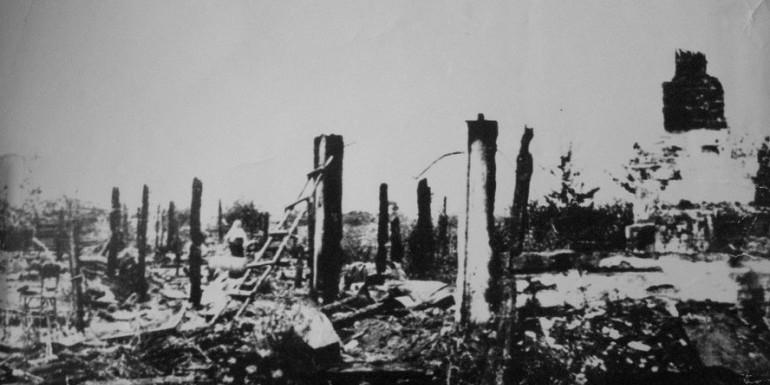 Цього дня 1943 року нацисти почали знищення Корюківки