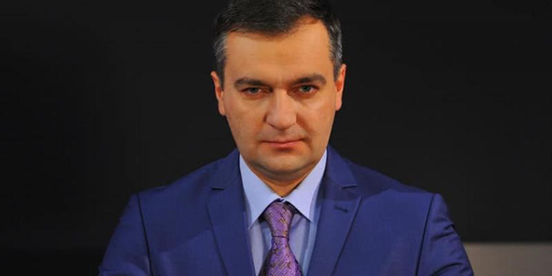 Дмитро Гнап знявся з виборів президента-2019 та підтримав Гриценка