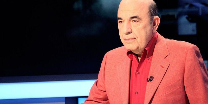 Рабинович: Влада розуміє, що тільки Медведчук може припинити війну і встановити мир