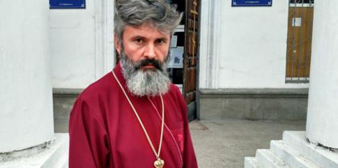 Окупанти у Криму затримали архієпископа Климента