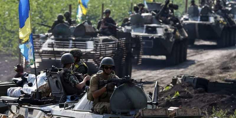 Війна на сході: 9 обстрілів за добу, бійці ООС знову знищили російський БПЛА