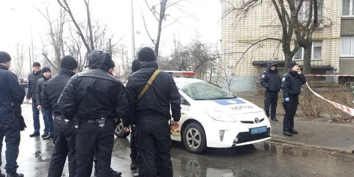У Києві прострелили голову чоловікові в елітному «Мерседесі»