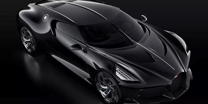 Bugatti продав найдорожчий у світі автомобіль
