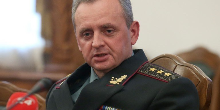 Муженко: Росія готує вторгнення в Україну з півночі, сходу та півдня