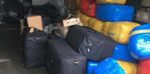 У Сумах працівники митниці налагодили контрабанду з РФ