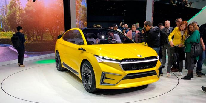 Skoda офіційно презентувала свій перший електромобіль (відео)