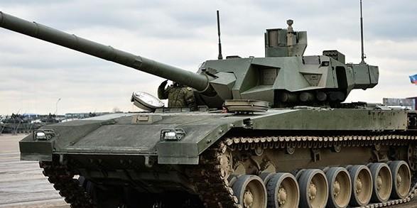 У російських танках з'явилися туалети