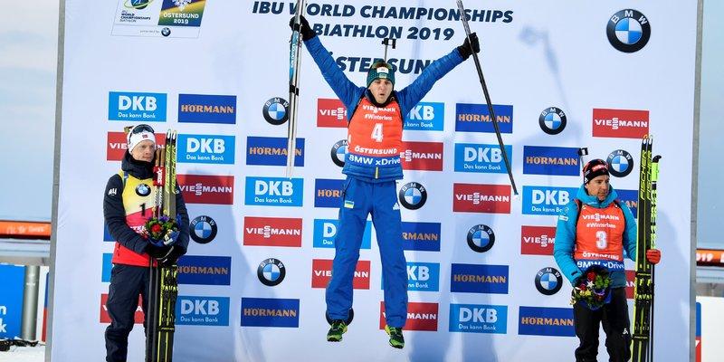 Це просто ганьба, ми приїхали на чемпіонат світу і віддаємо золото українцям, - норвезький біатлоніст