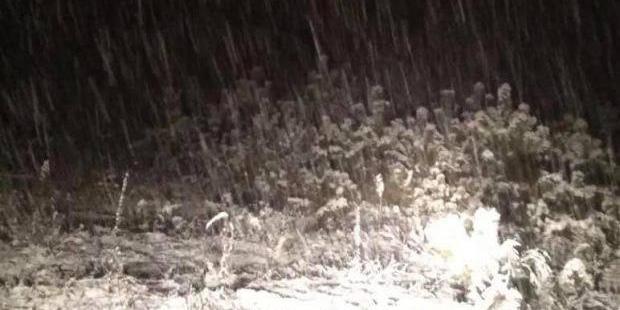 На Львівщину повернулась справжня зима (фото)