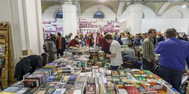 «Книжковий Арсенал» отримав нагороду  Лондонського книжкового ярмарку