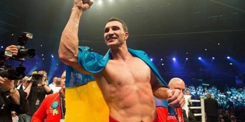 Володимир Кличко приступив до тренувань в Києві