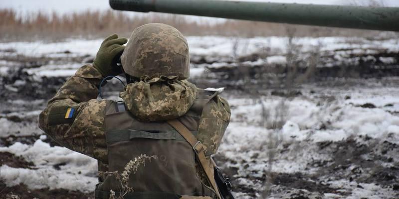 Звіт ООС: бойовики двічі порушили режим припинення вогню