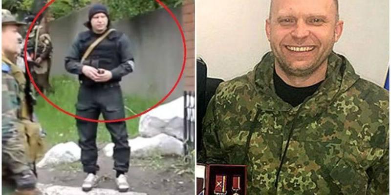 Відомий командир «ДНР» став полковником Нацполіції
