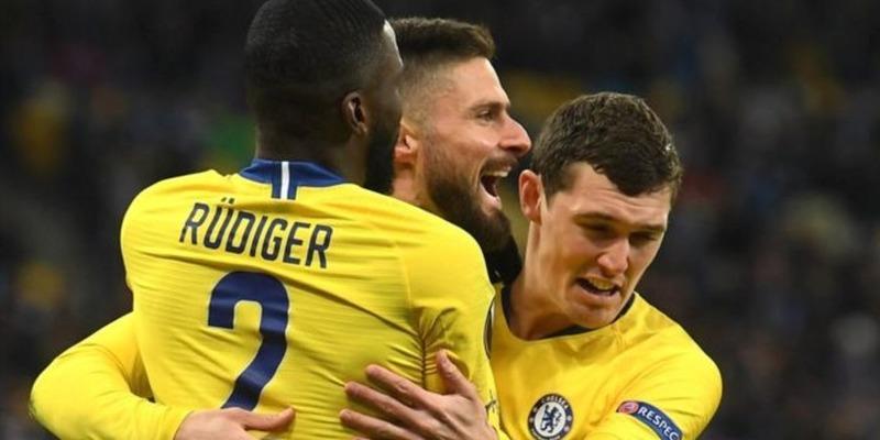 Динамо розгромно програло Челсі у матчі Ліги Європи