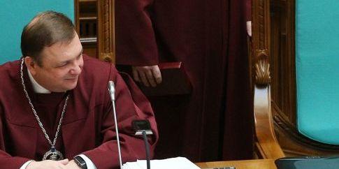Судді КС заявили, що голова суду має піти з посади