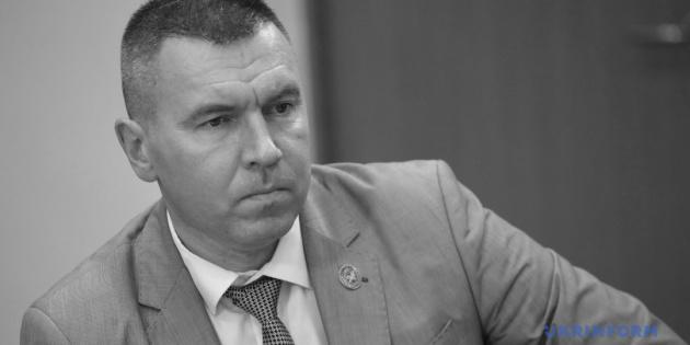 У Києві попрощались із загиблим працівником АПУ Бухтатим