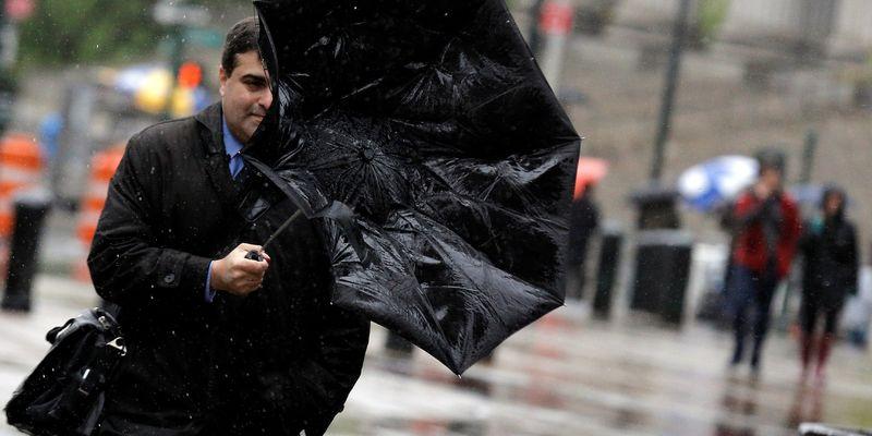 По всій території України сьогодні дощитиме, - синоптики