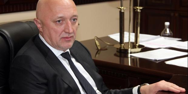 Президент підписав указ про звільнення Головка з посади голови Полтавської ОДА
