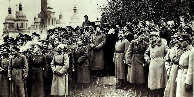 Сьогодні - 102 річниця створення першого українського парламенту