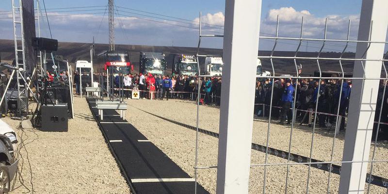 В Румунії відкрили однометрову автомагістраль