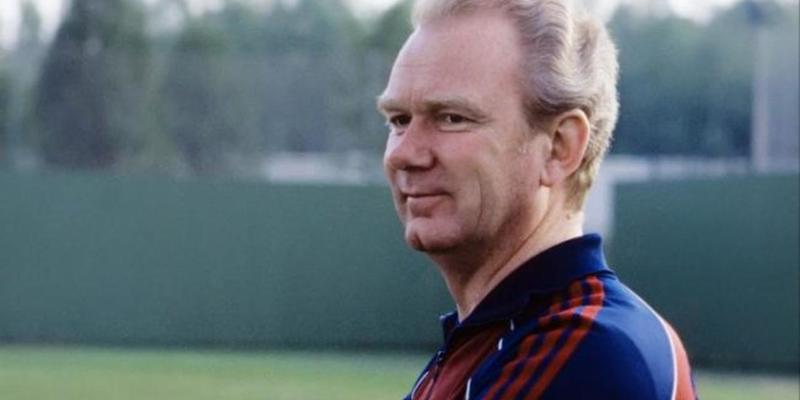 Лобановський потрапив до десятки найкращих тренерів у історії футболу