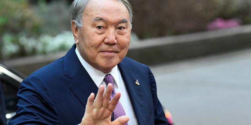 Президент Казахстану Назарбаєв пішов у відставку (відео)