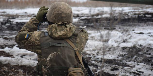 Війна на сході: 7 обстрілів, окупанти втратили живу силу і техніку